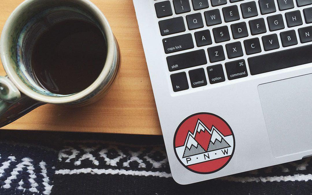 Pacific Northwest – Vinyl Sticker